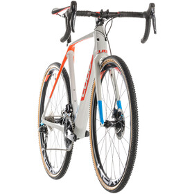 Cube Cross Race C:62 SLT Cyclocross Bike grey/colourful